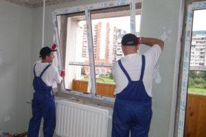 Установка пластиковых окон в Рязани