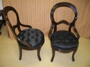 Реставрация стульев в Рязани