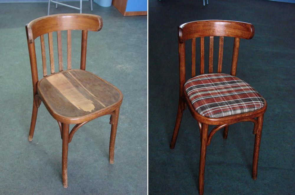 Отремонтировать стулья своими руками 231