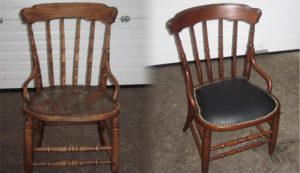 Перетяжка стульев на дому недорого в Рязани