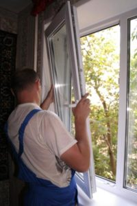 Замена створок пластиковых окон в Рязани