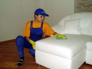 Чистка мебели на дому в Рязани
