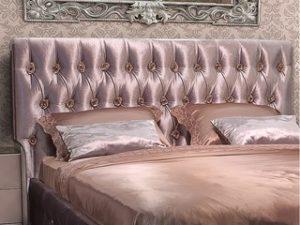 Перетяжка изголовья кровати в Рязани